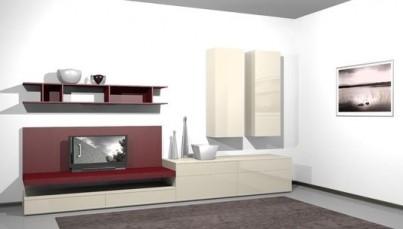 jesse, jesse mobili, jesse arredamenti, jesse soggiorno, soggiorno, libreria, soggiorno componibile, rivenditore jesse