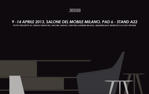 salone del mobile,fiera del mobile,jesse,jesse mobili,i saloni 2013